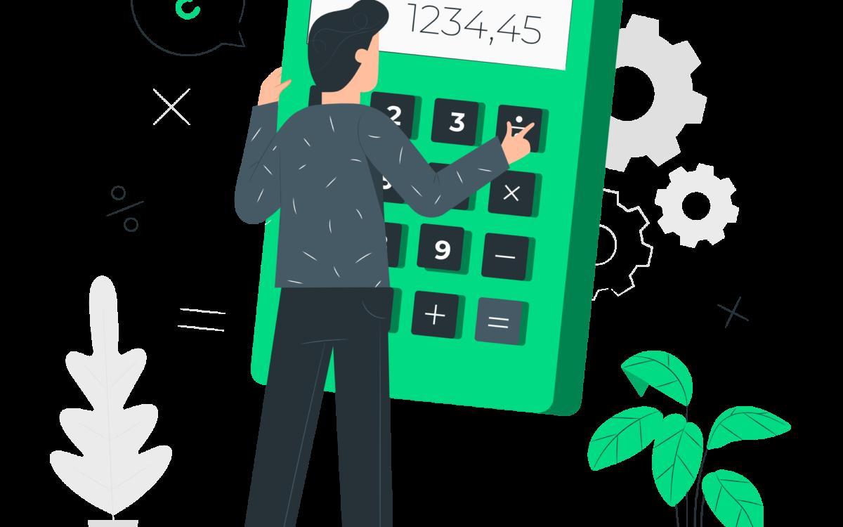 Кредитный калькулятор: расчёт переплаты и ежемесячного платежа