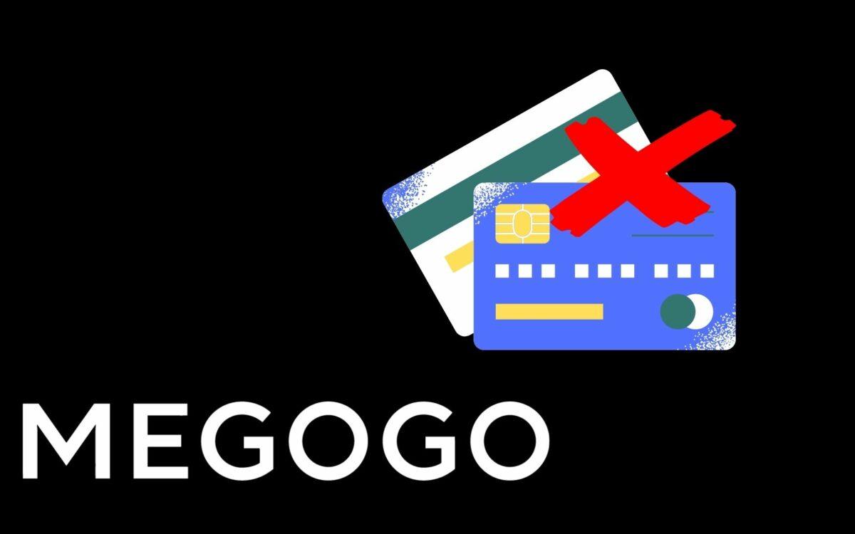 Как удалить банковскую карту с «Мегого»