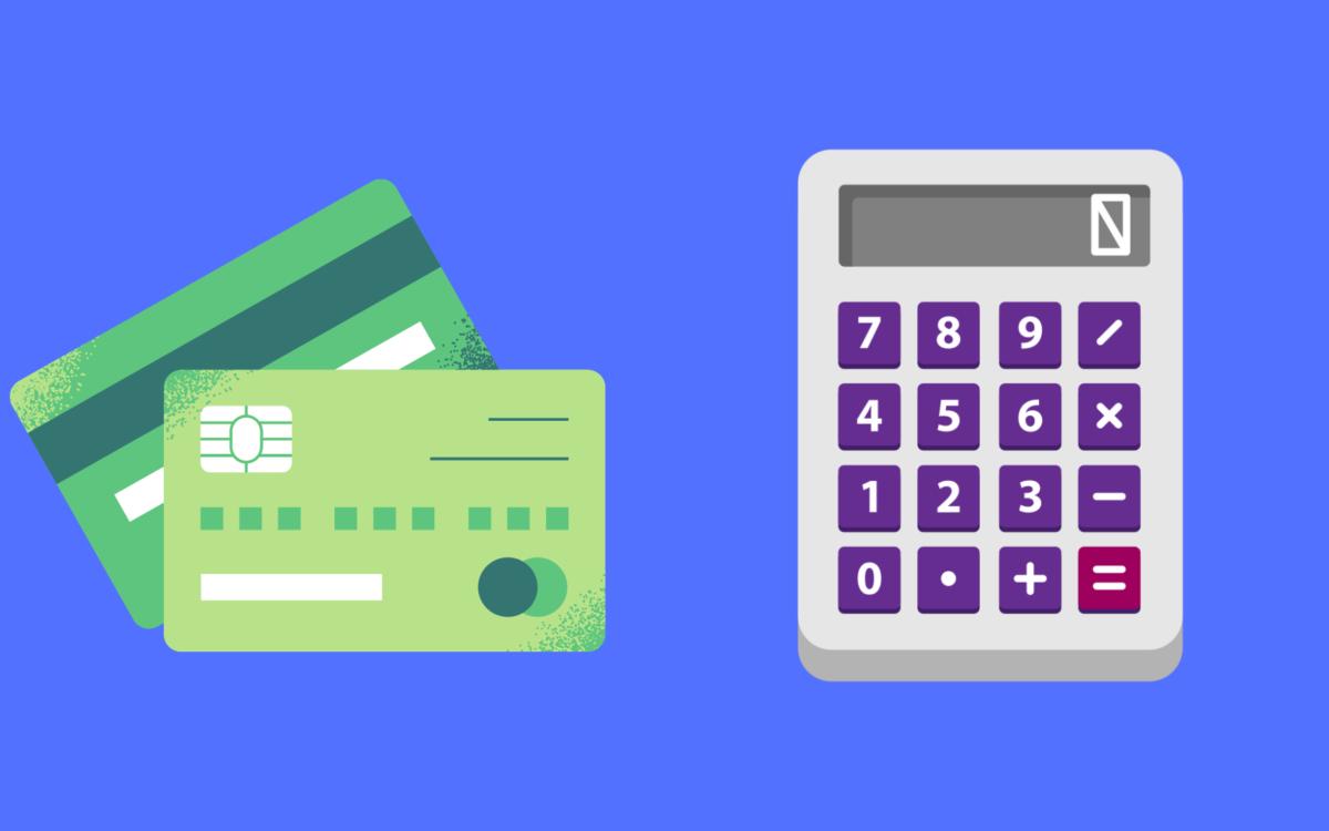 Калькулятор платежей по кредитной карте